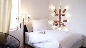 DALANI Lampadario per camera da letto: luce soft