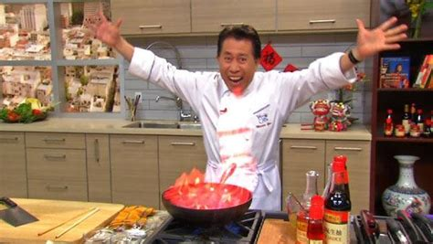 chef cuisine tv martin yan 39 s flambeed three pepper beef the live well