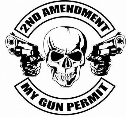 Gun Decal Guns Sticker 2a Jeep Truck