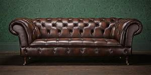 4 vital things to look for in a leather chesterfield sofa