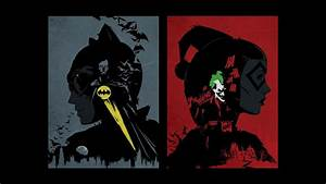 Batman Dc Comics The Joker Harley Quinn Catwoman Fan Art ...