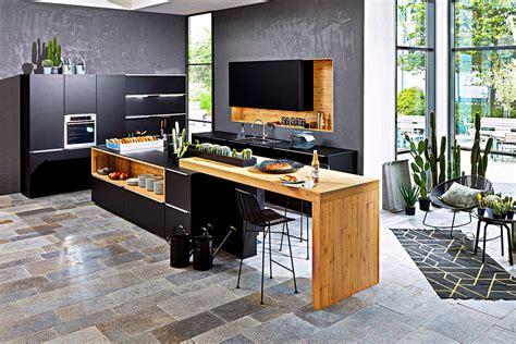 Küche In Schwarz by Schwarze K 252 Che Edle K 252 Chen Kaufen Schwarze K 252 Chen