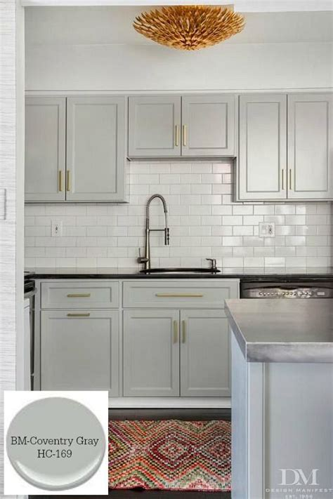 benjamin kitchen cabinet paint colors our picks 10 timeless grays for the kitchen color 9096