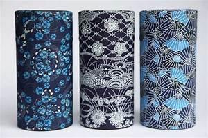 Boite Metal Rangement Papier Administratif : boite th washi japonaise lu shan art du th ~ Premium-room.com Idées de Décoration