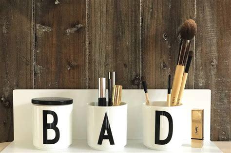 Ordnung Im Bad by Mehr Ordnung Im Bad Mit Design Letters Soulsister Meets