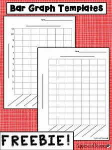 free bar graph templates with and without a scale for a With graph template for kids