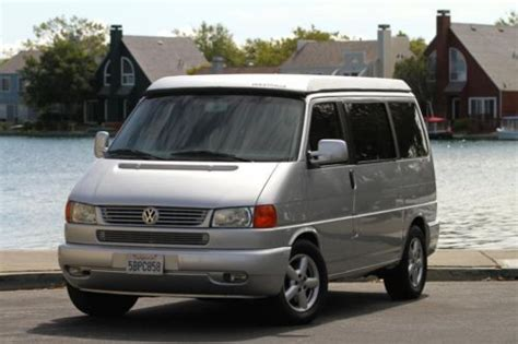 small engine maintenance and repair 2003 volkswagen eurovan electronic toll collection purchase used vw eurovan my2001 silver needs engine repair in wooster ohio united states