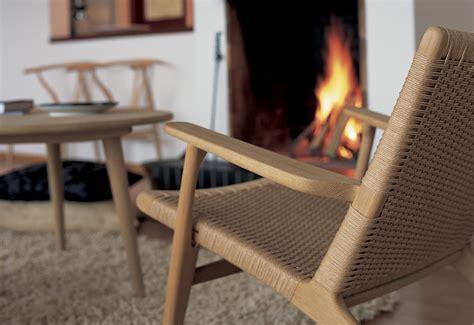 ch lounge chair designed  hans wegner twentytwentyone