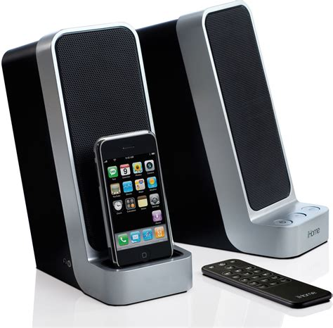 speaker for iphone ihome ip71 computer speakers for iphone ipod price dice bg