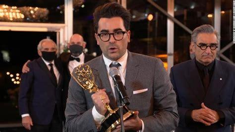 'Schitt's Creek,' 'Watchmen' win big at the 2020 Emmys ...