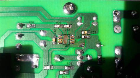 solucionado rca rs 5200 componente quemado yoreparo