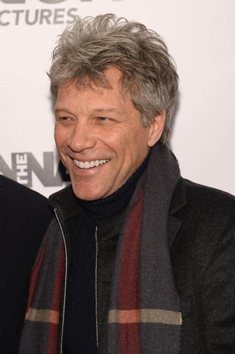 Jon Bon Jovi Height Weight Body Statistics Healthy Celeb