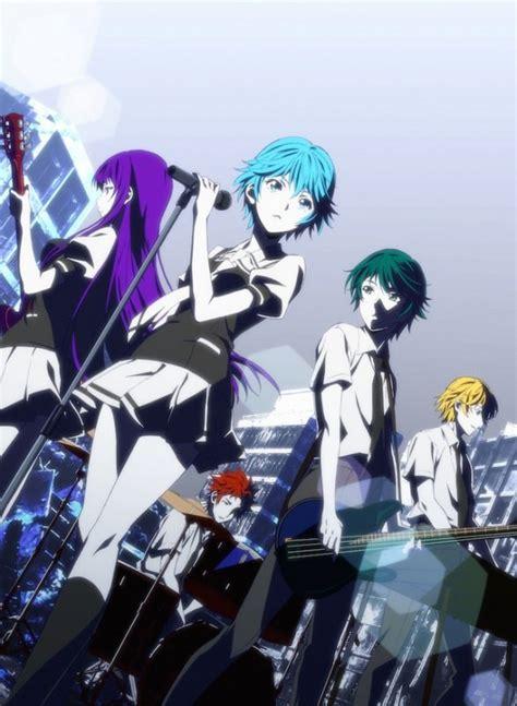 Fuuka Anime Genres Fuuka
