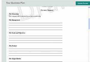 10 free business plan templates for startups wisetoast With free business plans templates downloads