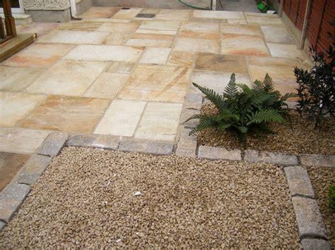 Finglas Garden Patio & Paving Project
