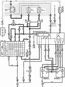 2005 Toyota Camry Headlight Wiring Diagram
