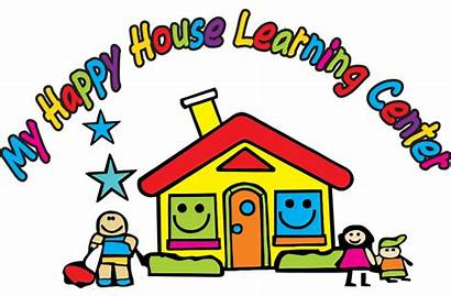 Daycare Clipart Center Learning Welcome Happy Transparent