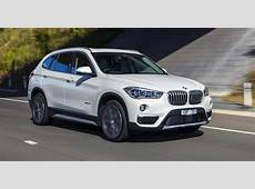 2016 BMW X1 Review photos CarAdvice