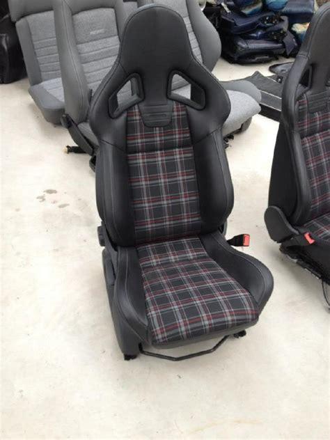 siege golf gti recaro modifications cosmetic interior modifications