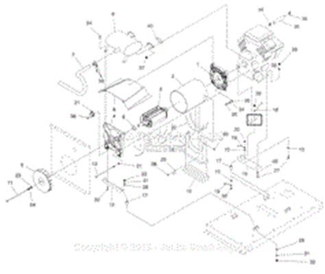 Generac Parts Diagram For Gas Regulator