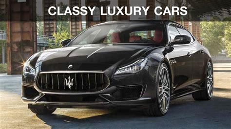 top  luxury cars   price specs  youtube