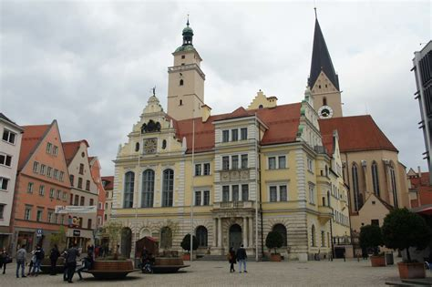 Ingolstadt is a city in the german federal state of bavaria. Ingolstadt - Germany   Travelwider