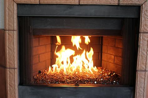 pin  fire pit  fireplaces  exotic glass