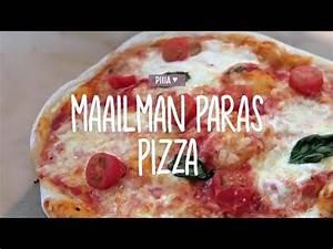 Pizza Cooking In Easy Build Oven Doovi
