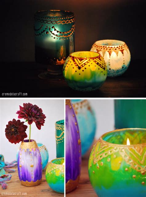 beautiful diy candle holders great ideas tutorials
