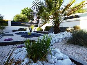Jardin Contemporain Design. jardin contemporain et d co originale en ...