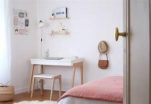 Petite Chambre Ado : conseils et astuces d 39 am nagements pour une petite chambre ~ Mglfilm.com Idées de Décoration