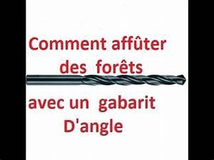Comment Affuter Un Foret : comment aff ter ses for ts avec un gabarit d 39 angle youtube ~ Dailycaller-alerts.com Idées de Décoration