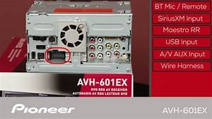 Avh-601ex - What U0026 39 S In The Box