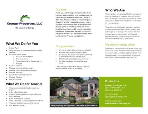 property pamphlet kpllc property management pamphlet