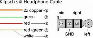 Wiring Diagram For Headphones With Mic