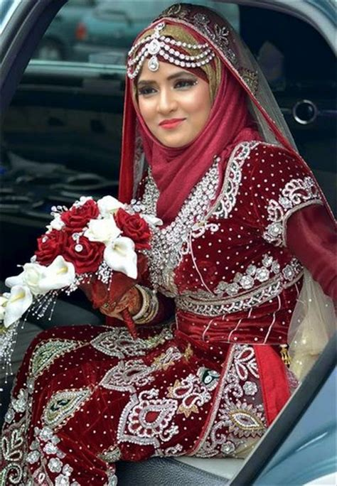 hijab tutorials contemporary hijab wedding styles