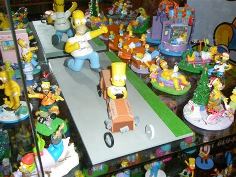 Ma Collection De Figurines Simpsons