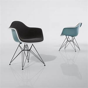Vitra Eames Armchair : vitra eames plastic armchair dar 3d model max obj 3ds ~ A.2002-acura-tl-radio.info Haus und Dekorationen