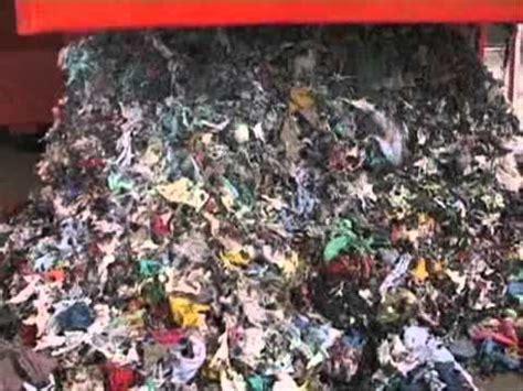 wlk textile shredding youtube