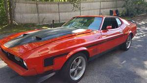 1972 Ford Mustang Mach 1 28K Survivor – $17,000 | GuysWithRides.com