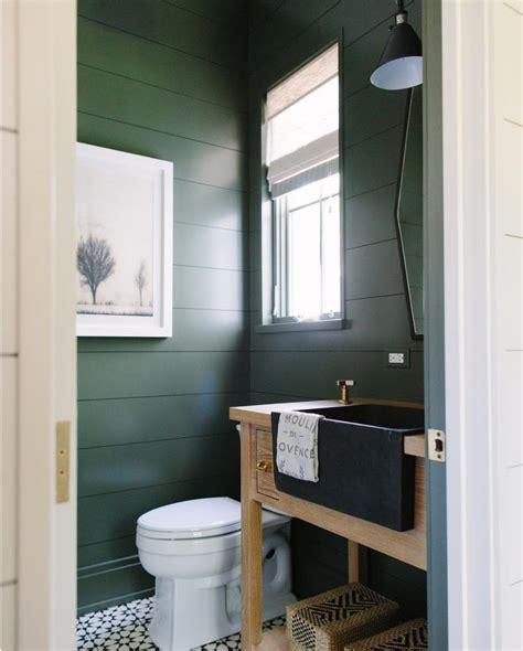 gorgeous green bathrooms
