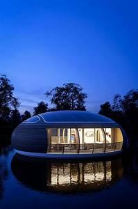 Maison Flottant Prix : architecture waternest 100 la maison flottante de l 39 avenir ~ Dode.kayakingforconservation.com Idées de Décoration