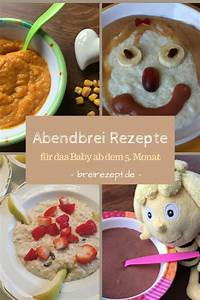 Baby Abendbrei Rezepte : abendbrei rezepte mit milch und getreide ~ Yasmunasinghe.com Haus und Dekorationen