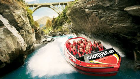 Jet Boat In Queenstown by Shotover Jet Epic Deals And Last Minute Discounts