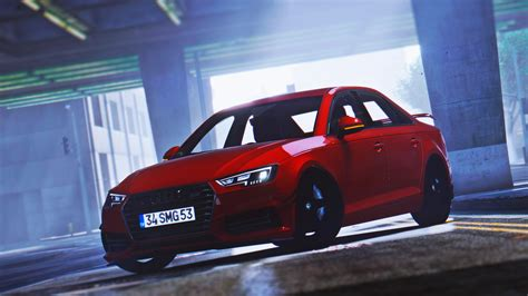 2017 Audi A4 Quattro Abt [add-on / Replace