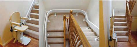 monte escalier tournant electrique