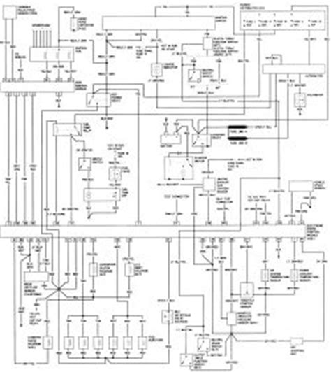 1991 Ford Ranger Engine Diagram by Repair Guides Wiring Diagrams Wiring Diagrams