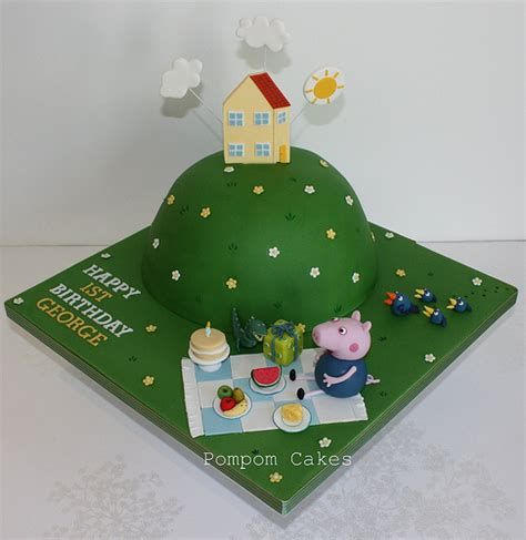 torte  peppa pig  compleanni  foto