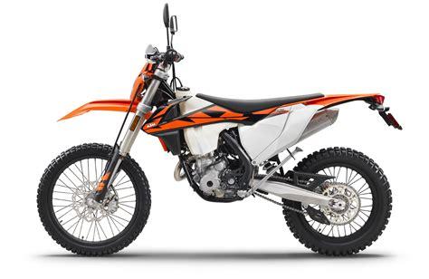 Ktm Announces 2018 Exc-f Dual Sport Motorcycles