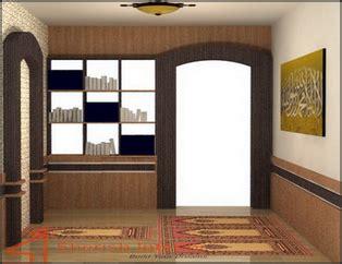 desain mushola  rumah minimalis sebagai rumah ibadah